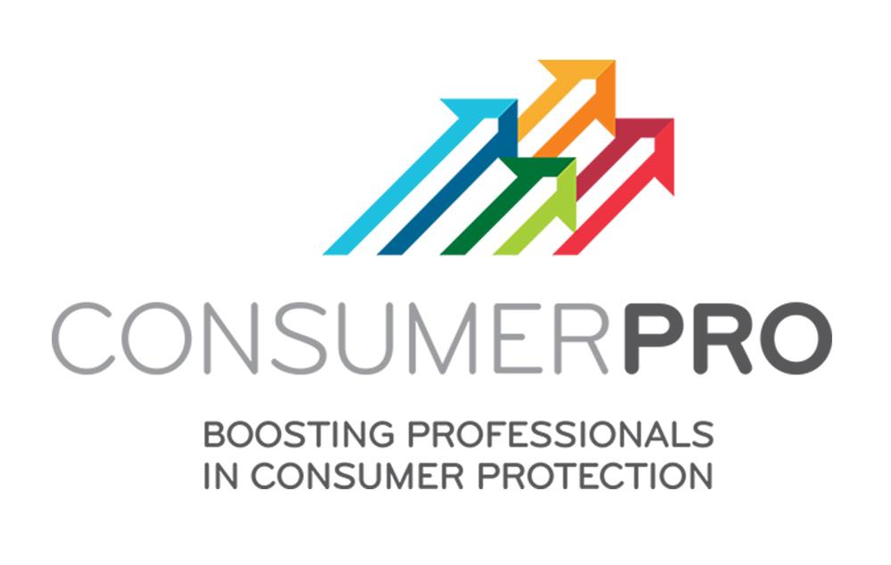Consumer PRO -hankkeen logo.